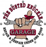 The Busted Knuckle Garage ®