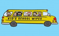 Kid's School Wipes®